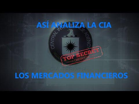 Asi analiza la CIA los mercados financieros - Parte 1