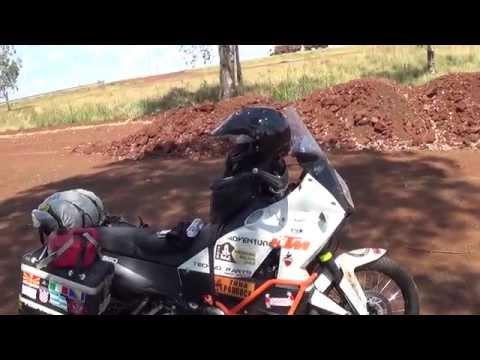 Consejos para viaje largo en moto.