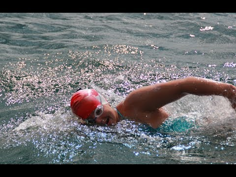 English Channel Swim / Emily Epp /14/07/2017