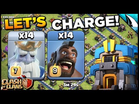 Ghosts With Hogs! Ghosts Are Taking Over | Clash Of Clans