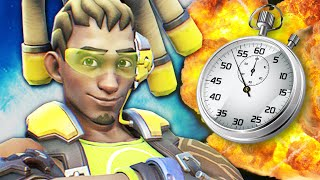 LUCIO IN A MINUTE! Overwatch Lucio 1-Minute Guide | Overwatch Hero Review