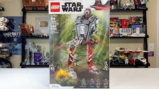LEGO Star Wars 75254 AT-ST RAIDER Review!