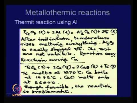 Mod-01 Lec-06 Lecture-06-Principles of Carbon Reduction