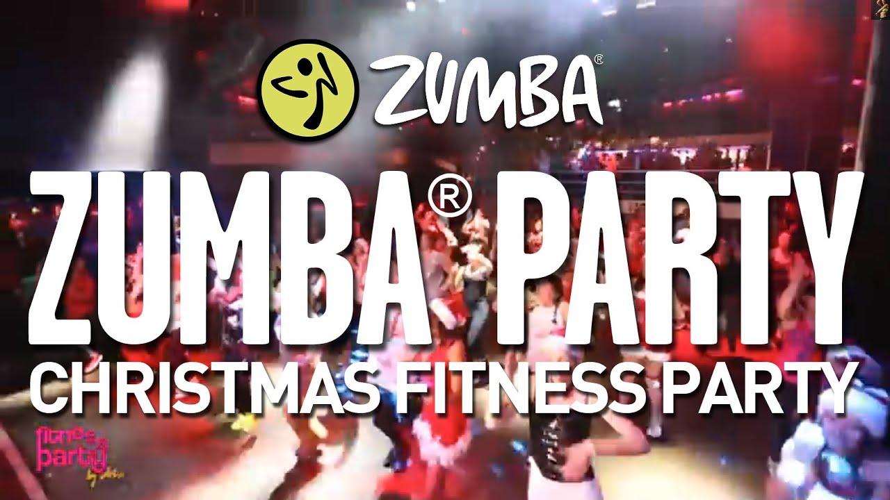 Zumba® Paris - Christmas Fitness Party 2013 - YouTube