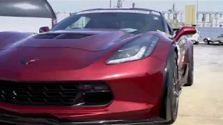 C7 ZO6 800 HP Package turned up to 11- Build Video - Lingenfelter
