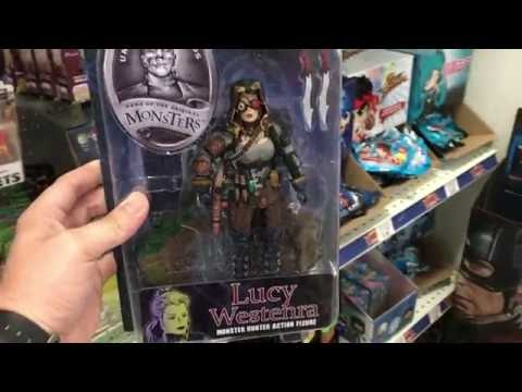 Toy Hunting-Toys R Us NECA Figures W/ Horror In Me