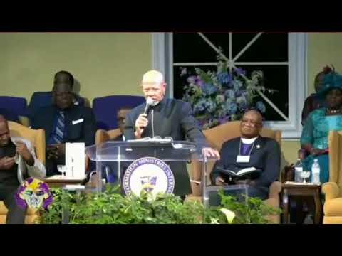 Bishop Richard Young - PAW 2018 Bishops Board  Nassau, Bahamas