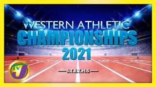 Western Athletics Championships 2021 Finals