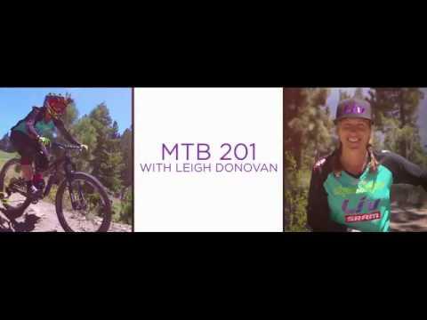 MTB 201 with Leigh Donovan