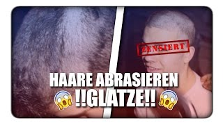 GLATZE RASIEREN | Härteste Bestrafung | BOSS VIENNA