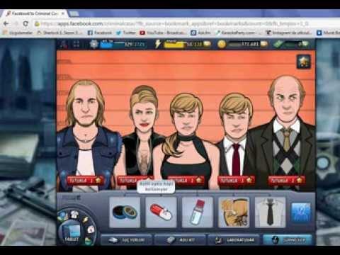 Criminal Case Vaka 20 Lmcl Bir Oyun Katili Tutukla Youtube
