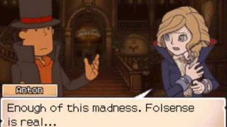Professor Layton and the Diabolical Box (Part 37): Opening the Elysian Box