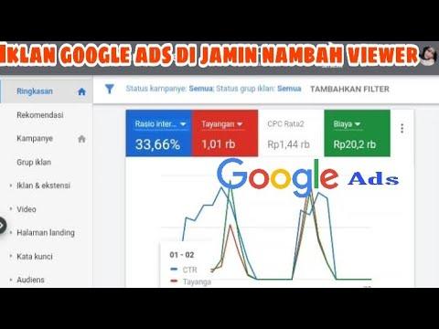 Cara Beriklan Google Ads Versi Android Rujukan News