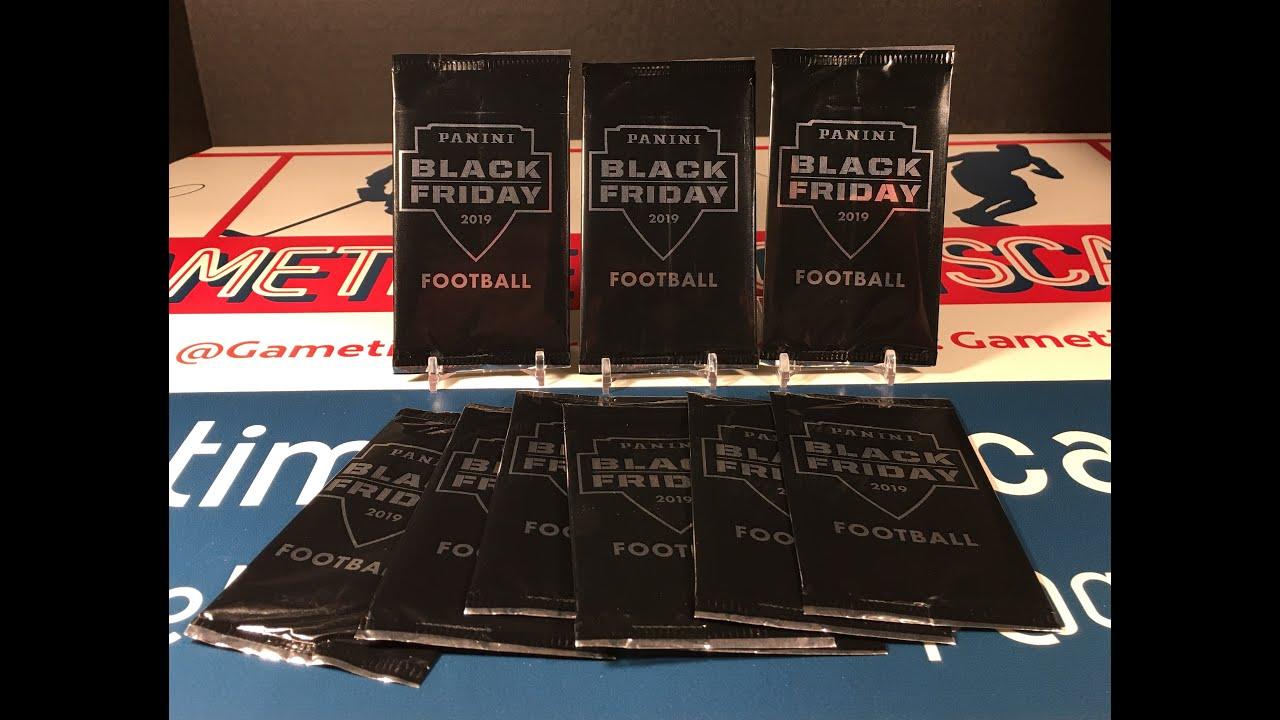Download 2019 Panini Black Friday Pack Break - 10 Multi-Sport Packs