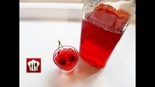 Вишневый Ликер, Простой Домашний Рецепт быстрого приготовления