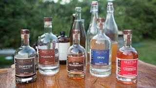 Seattle Distilling - making spirits right