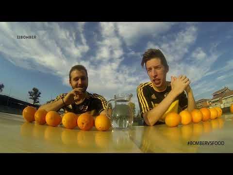 """Bomber VS Food ep 1 """" L'arancia Killer """" NUOVA SERIE"""