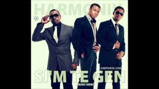 Mwen bouke lyrics Harmonik
