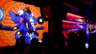 "DJ Sabotage at Club D2, Shanghai ""Royal D2"" 14.05.2011"