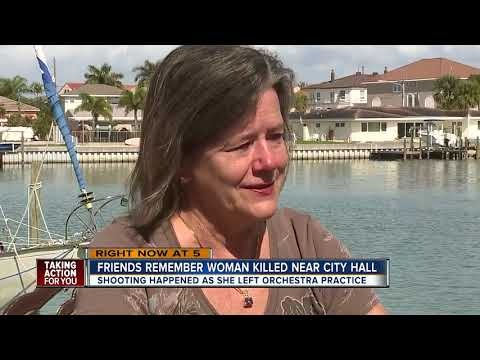 Woman killed near Pinellas Park City Hall