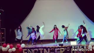 Tribute to Madhuri Dixit Mam on Engineer's Day