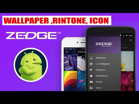 ZEDGE™ Ringtones , Wallpapers , iconos , teclado