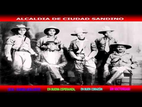 Homenaje al General de Hombres Libres Augusto Cesar Sandino  21 de Febrero 2016