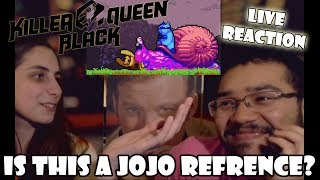 Killer Queen Black on Nintendo Switch?! WE LOST IT! Live Reaction E3 2018!