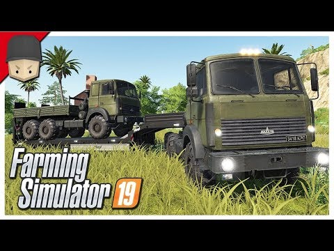 SPINTIRES!? : Ep.15 (Let's Play Farming Simulator 19)