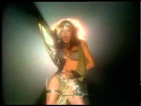 Kate Bush - Babooshka - Official Music Video