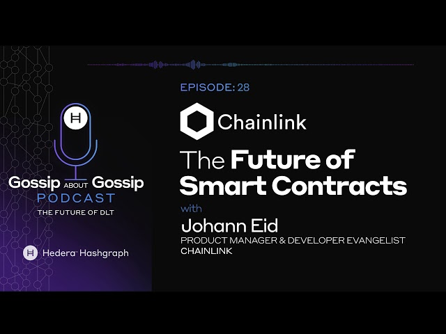 The future of smart contracts with Chainlink - Gossip About Gossip