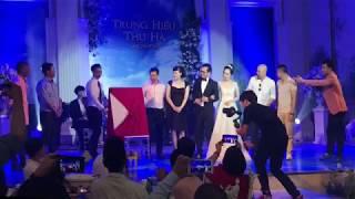 HÀI...NS Xuân Bắc  - MC đám cưới NSND Trung Hiếu-Thu Hà  tại Hà Nội