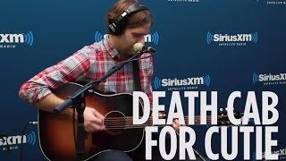 "Death Cab For Cutie ""Tractor Rape Chain"" Guided by Voices Cover // SiriusXM"