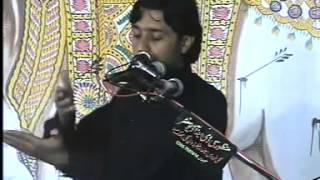 zakir taqi abbas qayamat mosaib BANI ASAD majlis at chak degana