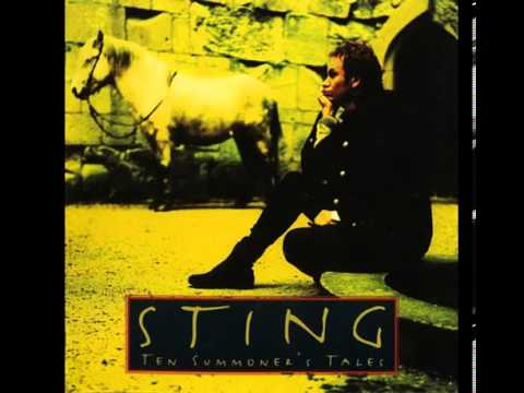 Sting - Shape Of My Heart (Lossless)