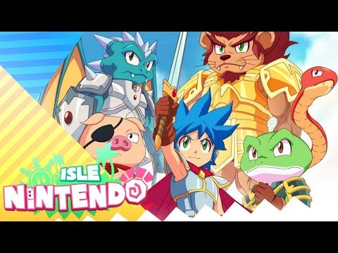 Monster Boy and the Cursed Kingdom Review | A Metroidvania Masterpiece - Isle Nintendo thumbnail