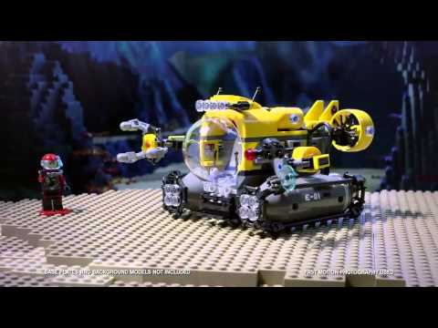 Lego City Deep Sea Explorers Commercial