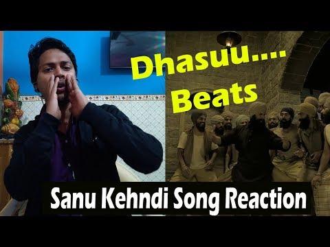 Sanu Kehndi Song Reaction | Kesari | Akshay Kumar | Romy & Brijesh Shandilya | Tanishk |