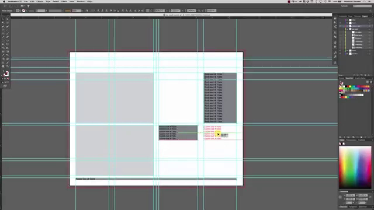 arch 230 indesign portfolio part 1 layout design youtube