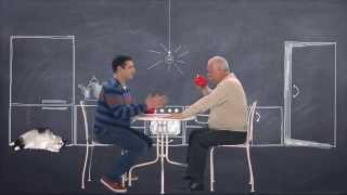 """""""Двое на кухне, не считая кота"""" Леонид Якубович (полная версия)"""