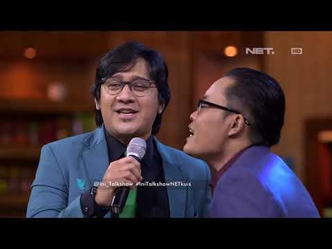 The Best Of Ini Talkshow - Plesetan Lagu Ala Andre Sule yang Kompak