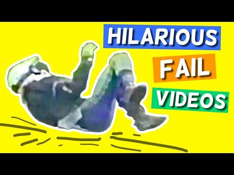 Hilarious Fail Videos | Epic Fall Compilation | Ooops Funniest Videos 2020