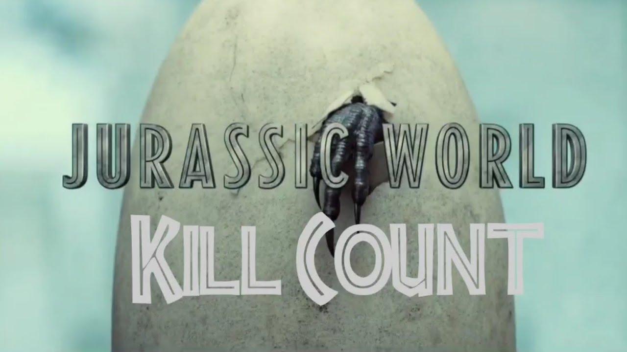 Download Jurassic World (2015) Kill Count