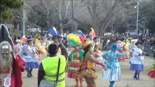 Carnaval Boliviano en Barcelona   2012  Parte 2