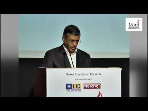 Maxell Award for Excellence in Entrepreneurship 2017 to Ashok Jain