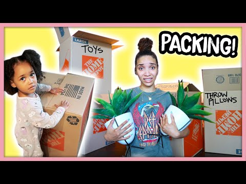 FINALLY Getting Ready to Move Out! | MOM VLOG
