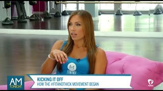 Nicole Mejia & The Fit and Thick Movement