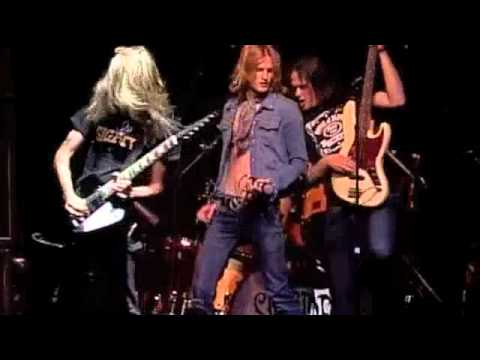 Silvertide - Devil's Daughter - LIVE (2004 VH Tour)