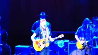 shoeshine man   willie nelson blossom music center cuyahoga falls sep15 2017 live concert hd