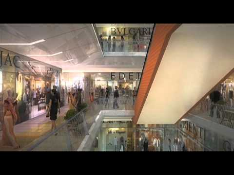 3D Walk Through of Trilium (Amritsar) - Project by Tata Realty and Infrastrcuture Limited